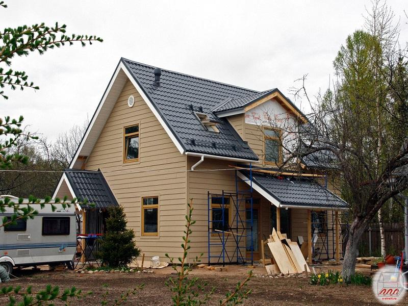 из чего можно построить дешевый дом