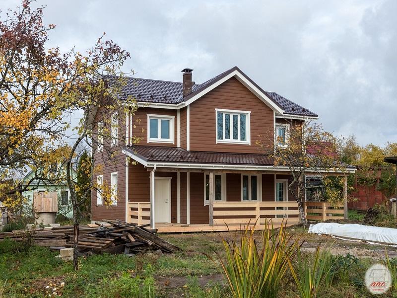 бюджетное строительство дома